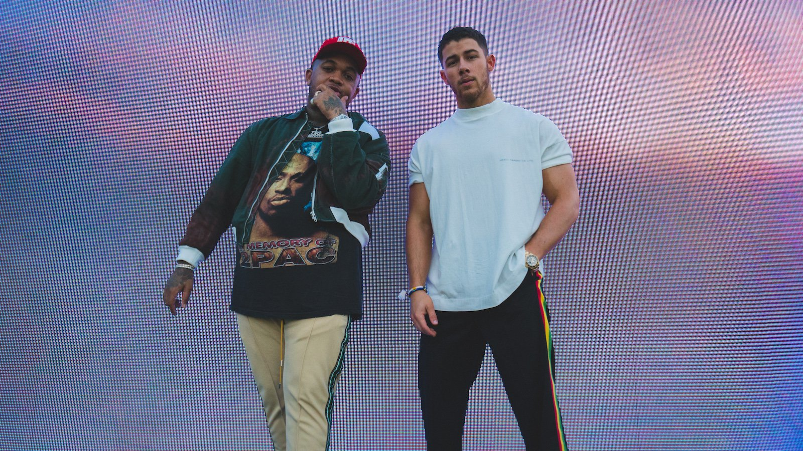 DJ Mustard is just @Mustard now, and here's his new single with @NickJonas https://t.co/GOzSEBacWH https://t.co/FIsGjgek1O