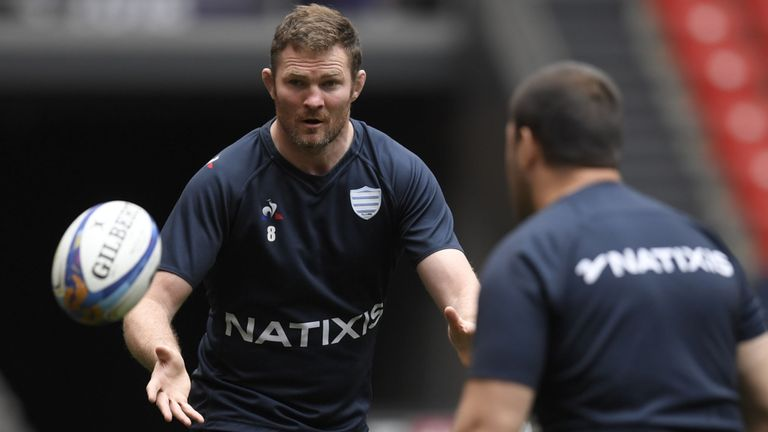 test Twitter Media - Racing 92's Donnacha Ryan chats Champions Cup, lineout work, James Ryan and Leone Nakarawa. https://t.co/P40L4YTuHo https://t.co/fLHzUgZk0f