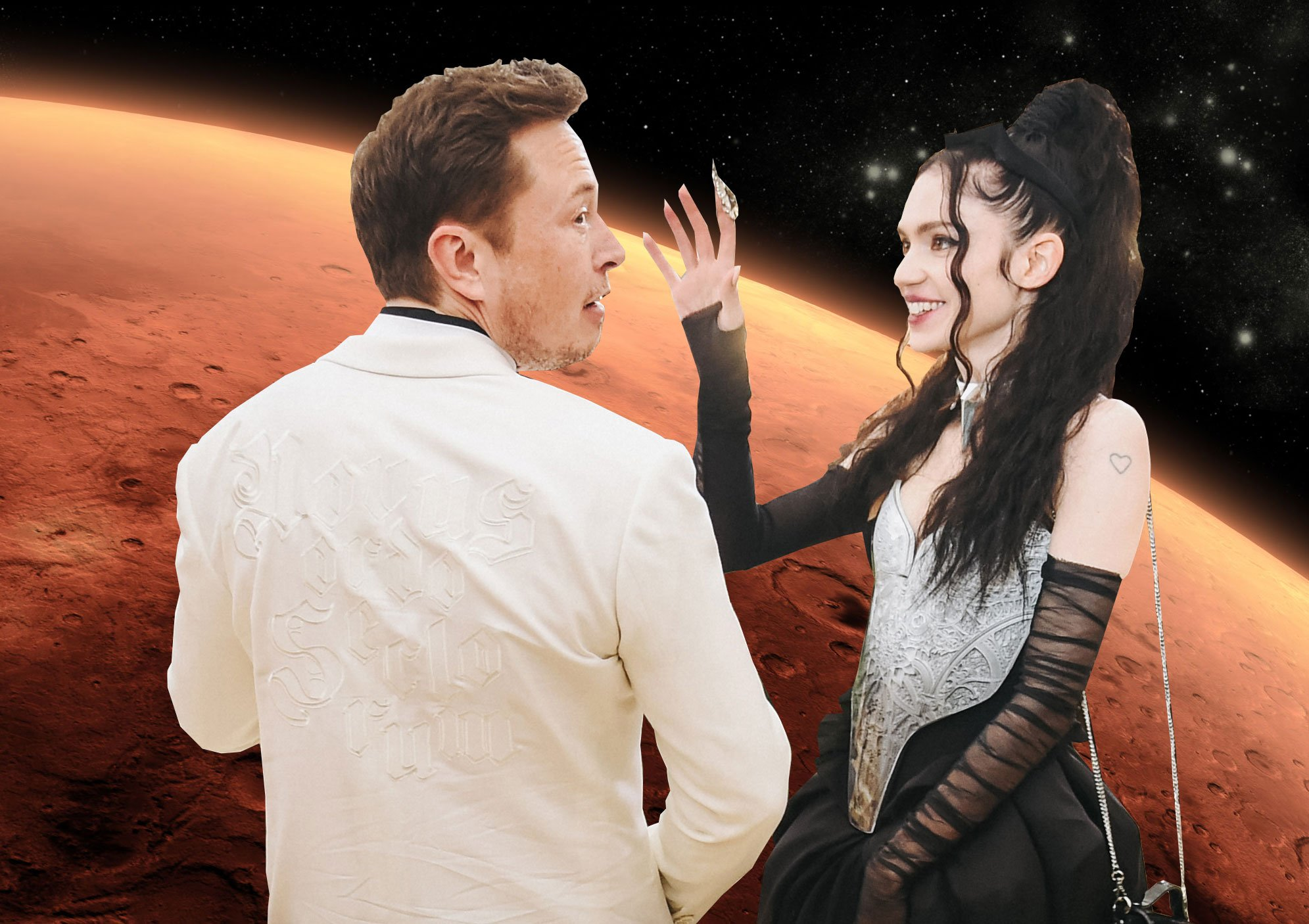 The week Grimes and Elon Musk broke the internet: a deep dive https://t.co/l2xKAP03rH https://t.co/EBIxg6UvzN