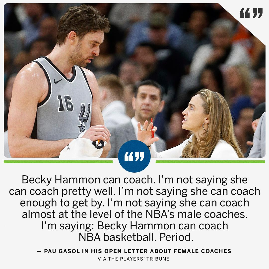 Pau Gasol is not here for the haters. https://t.co/sC6bA2HZuw