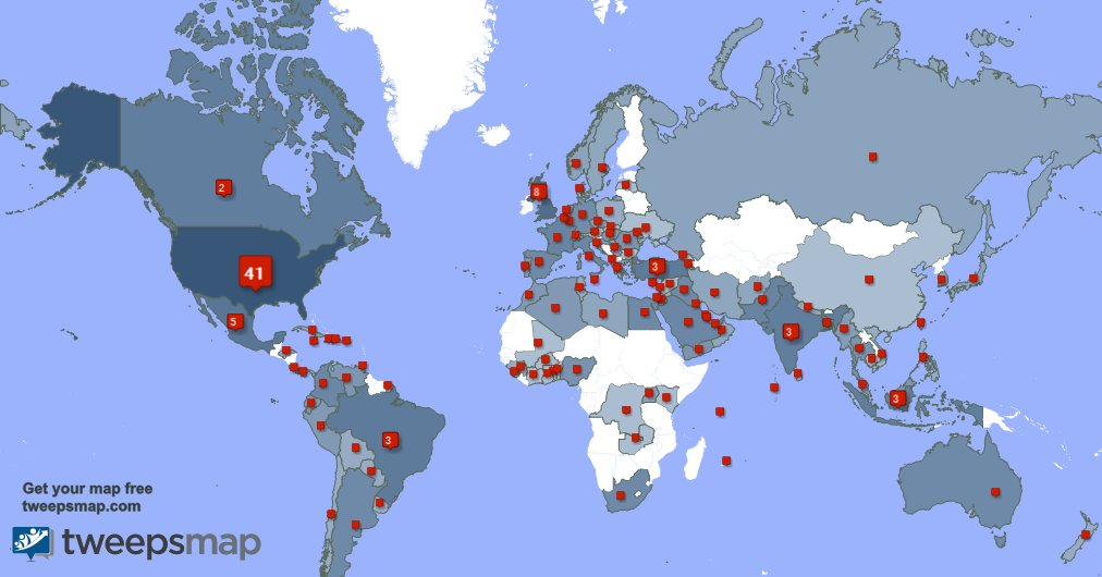 I have 33 new followers from USA, and more last week. See IA7ukj9Bz1 kD52Y