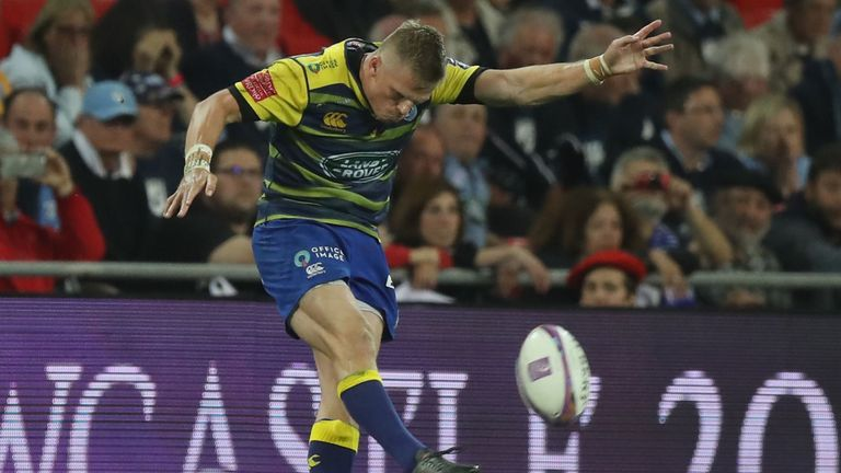 test Twitter Media - REPORT - A last-gasp Gareth Anscombe penalty secured the Cardiff Blues a second Challenge Cup title in their history, courtesy of a highly dramatic 31-30 victory over Gloucester in Bilbao: https://t.co/6vcG9iPQli https://t.co/EpxfDdbCVd