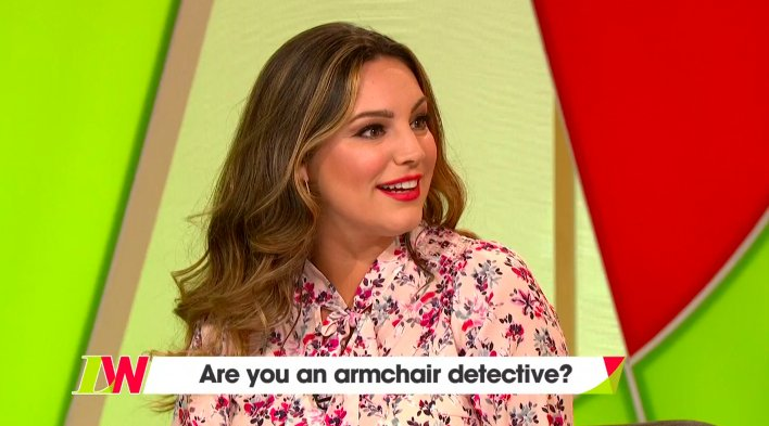 RT @loosewomen: Our @IAMKELLYBROOK exposed a conman in LA! Have you ever been an armchair detective? https://t.co/BT51b0uy3L