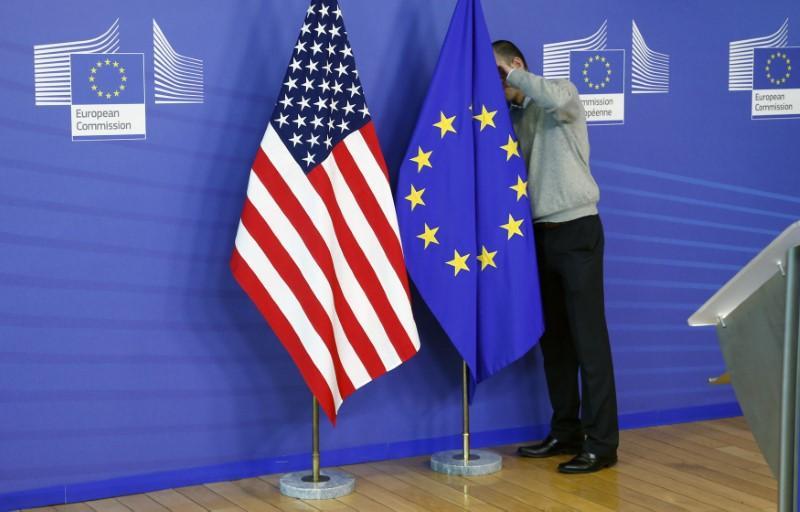 EU says Trump tariff uncertainty is hitting business