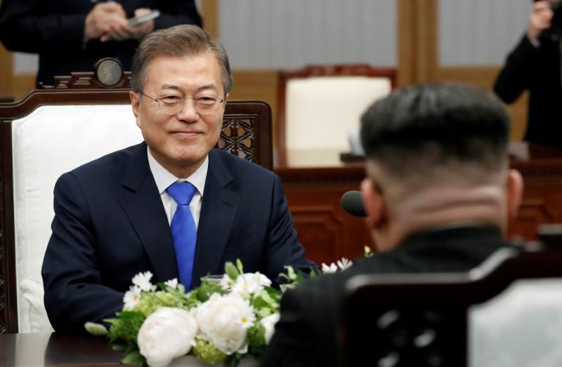 South Korea's Moon asks U.N. to verify North's nuclear test site shutdown: Yonhap