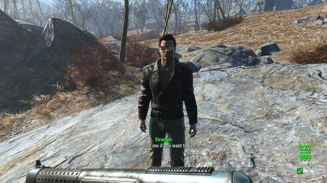 В Fallout 4 добавили терминатора, охотящегося за игроком [Игры]