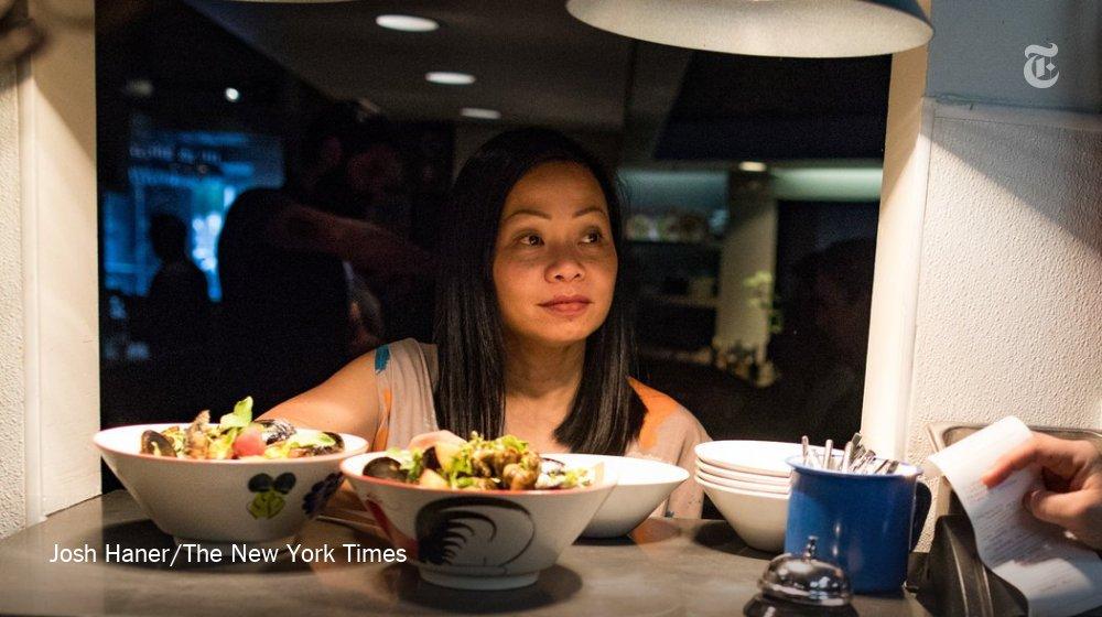 Bangkok's celebrated Nahm has a new chef: Pim Techamuanvivit of @KinKhao in San Francisco https://t.co/E1yrpbGXPT https://t.co/OCnxD13mpU