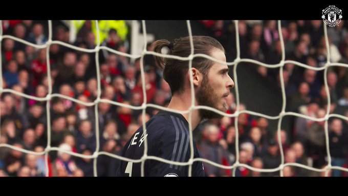 Happy Birthday to the best goalkeeper in the world. Our Spanish hero, David de Gea. Greatness.