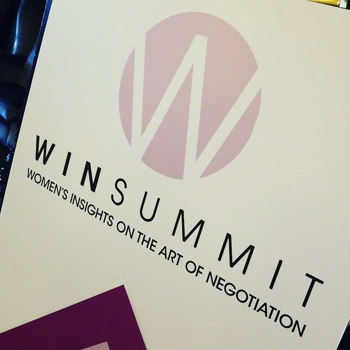 test Twitter Media - RT @TheWINSummit: Ready for a full day of Womens Insights into the Art of Negotiation.  #winsummit #winsummit2018 https://t.co/O6zy6Xb3gY