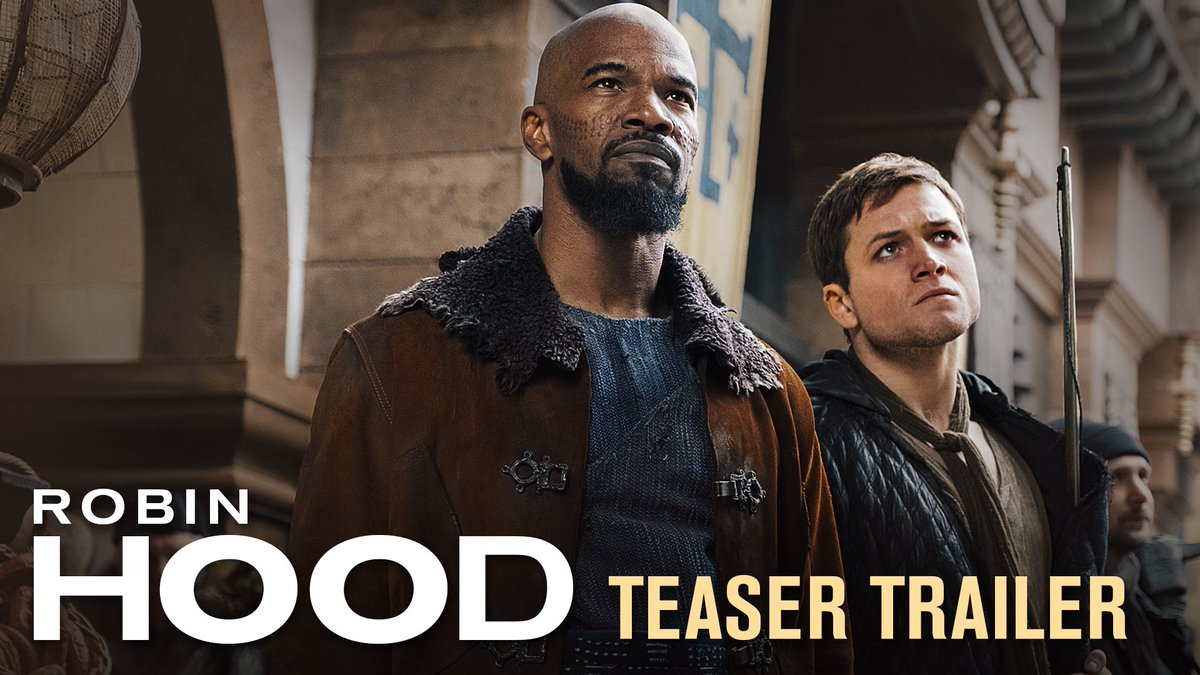 Proud that Appian Way took part in producing this film. In theaters November 21. #RobinHoodMovie https://t.co/iT4rT25T36