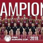 RT @REYER1872: CAMPIONI! Abbiamo vinto la @FIBAEuropeCup !!! 🇪🇺️🦁 https://t.co/tQhiPDQWug
