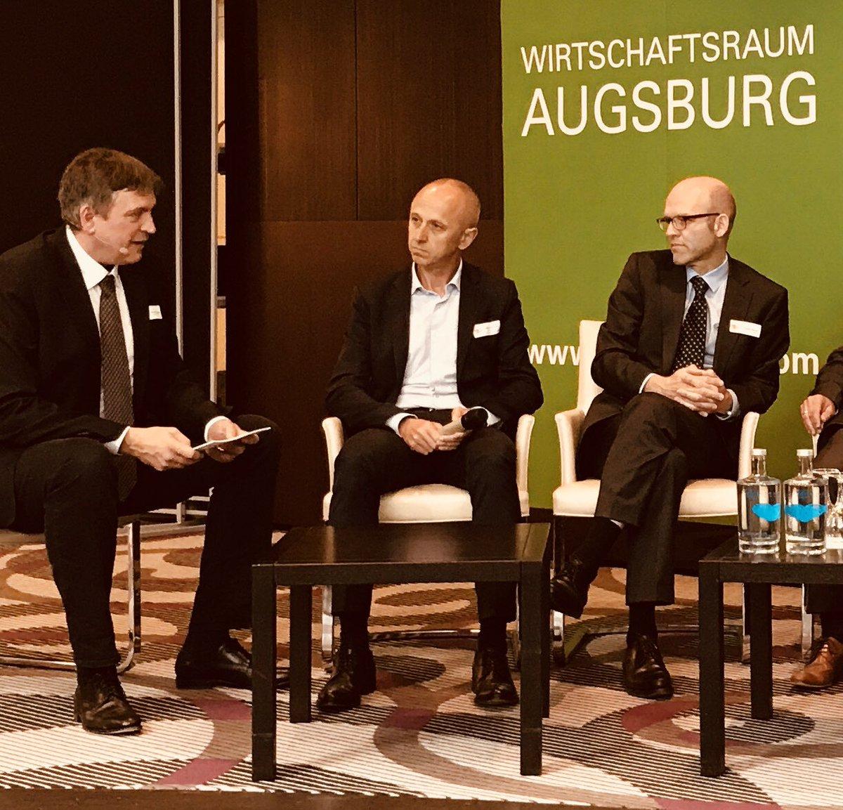 test Twitter Media - Wie realisiert die Region Augsburg ihre Wachstumschancen? Diese und weitere Fragen werden heute auf dem Immobilienkongress diskutiert. #immoadrei https://t.co/hGzpMfaCqm
