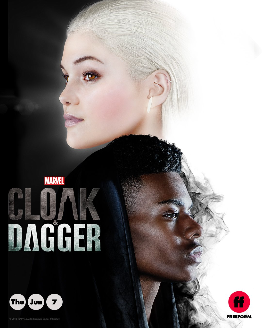 It always came down to two people, the divine pairing. #CloakAndDagger https://t.co/4At2jarYw2