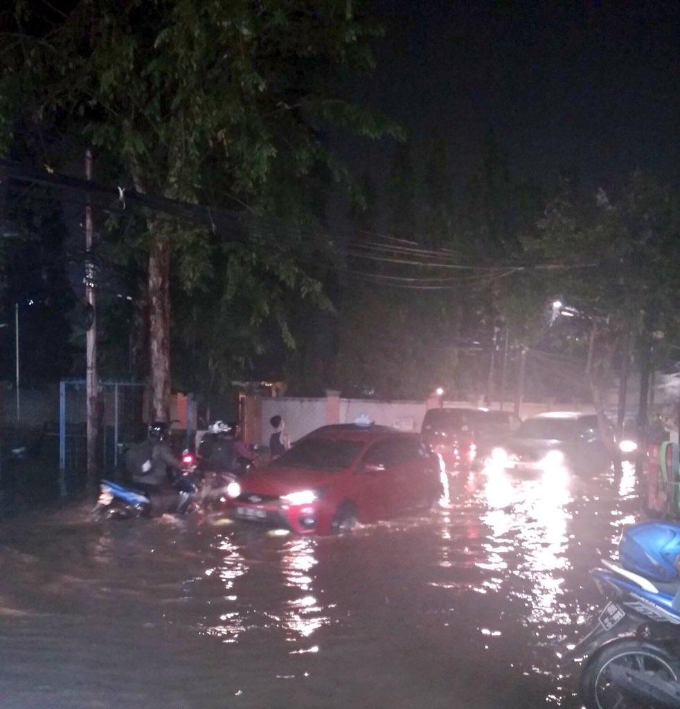 #banjir