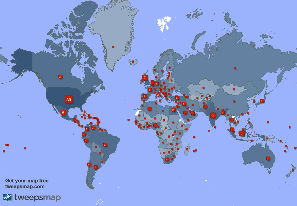 I have 2331 new followers from USA, India, Indonesia, and more last week. See 0NQulsomM0
