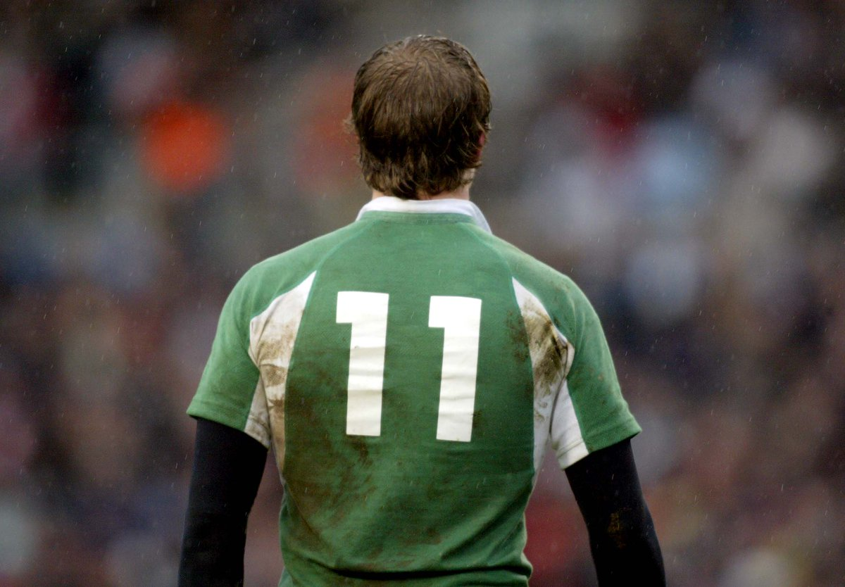 229 appearances for @UlsterRugby 385 points for Ulster 🔥 70 caps for Ireland 🇮🇪 17 tries for @IrishRugby #Legend https://t.co/PiDvQmxllW