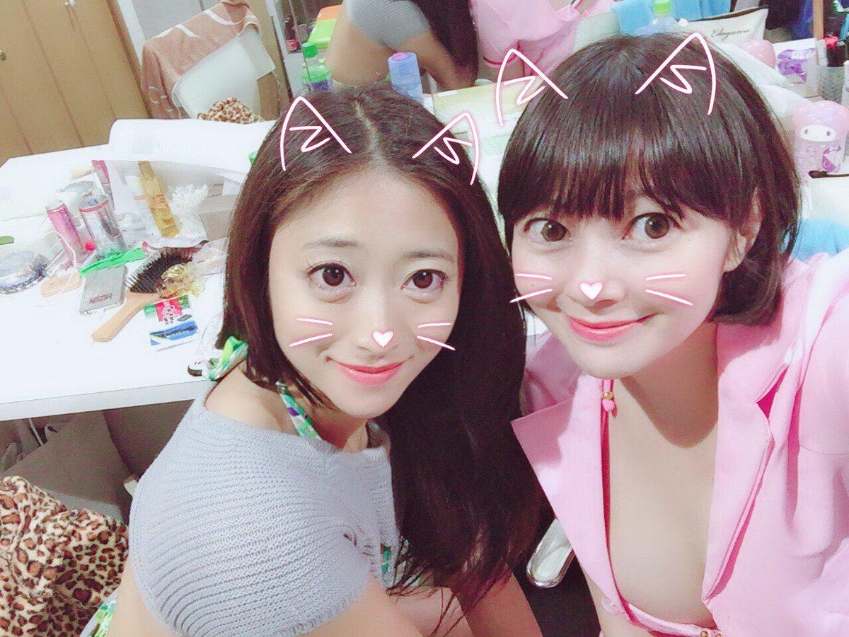 2 pic. 可愛いのつけてもらったのぉー!!(*⁰▿⁰*) N0ybBaI1Db