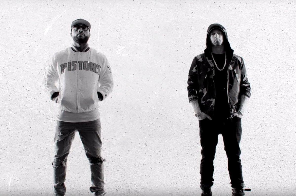 RT @billboardhiphop: .@Royceda59 and @Eminem release fiery new single