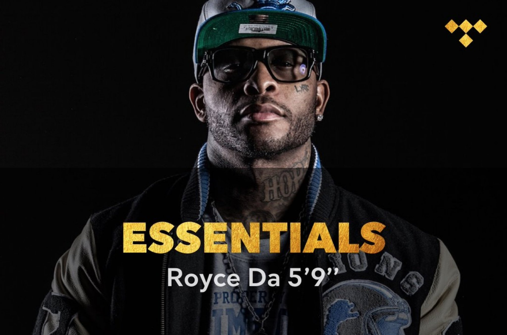 Royce Da 5'9' Essentials https://t.co/vG3KQNQHZF #TIDAL https://t.co/cCiz7mfc2o