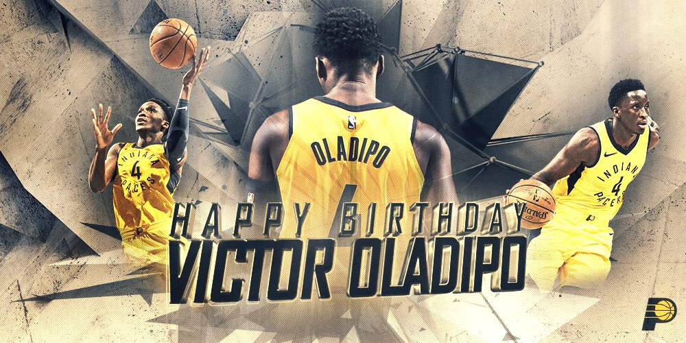 Happy birthday, @VicOladipo! ���� https://t.co/6vspa3l438