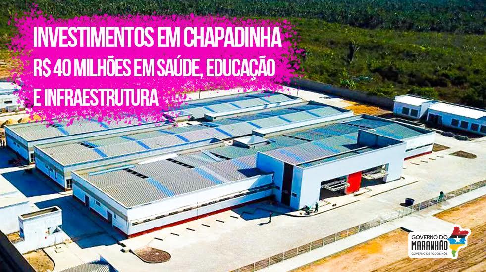 Resultado de imagem para Hospital Regional de Chapadinha