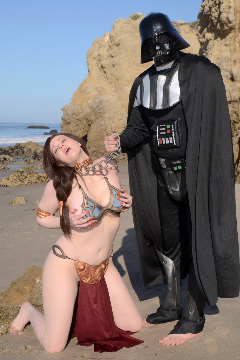 Beach Bum Vader ???? https://t.co/K5AbdUReKZ