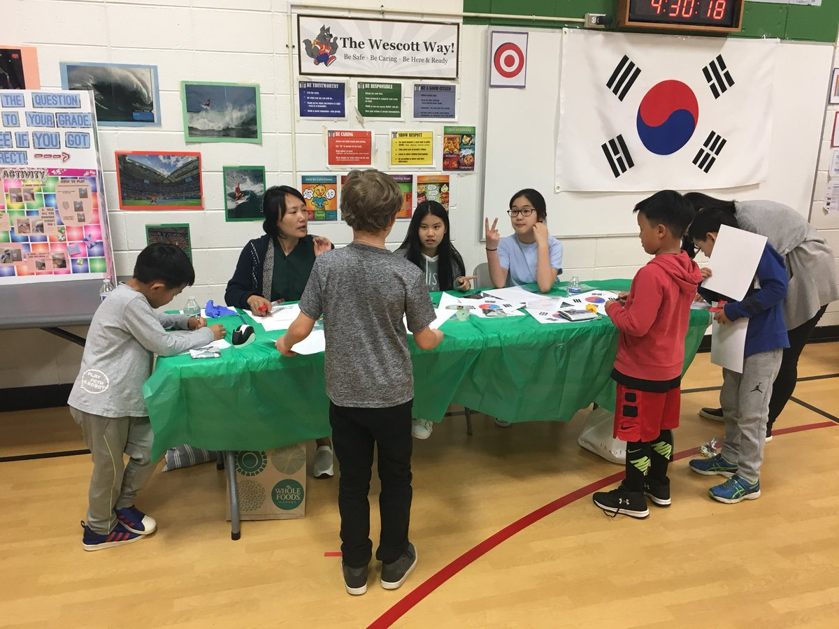test Twitter Media - food fun and games at our Korean Culture party at Wescott! #d30learns https://t.co/cwqr0YAWoh