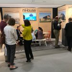 just today and tomorrow left to come and visit us at Grand Designs Live 2018 @GDLive_UK  visitors are rewarded with a brochure, an invite to see our show home and an almost fanatical enthusiasm for the nHouse. So whats not to like?