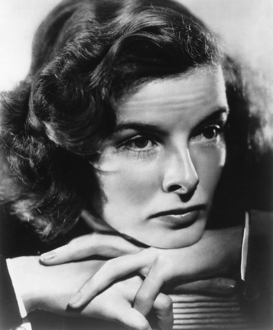 Happy birthday to the legendary Katharine Hepburn! She was portrayed on screen by Cate Blanchett.