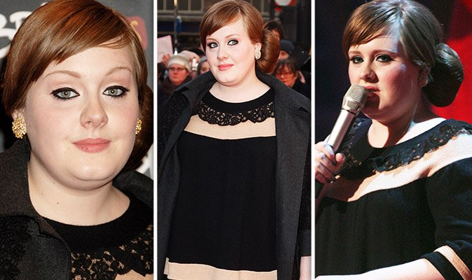 Happy 30th birthday Adele! Star is barely recognisable in throwback snaps