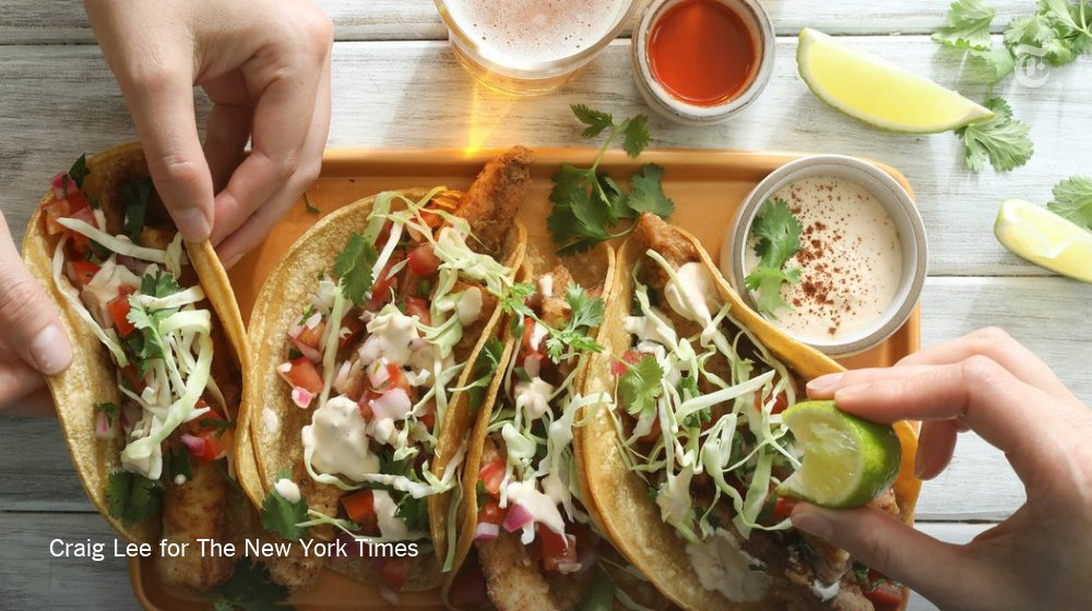 Mexican-inspired recipes for Cinco de Mayo in 60 minutes or less https://t.co/SdJkyJ8IGW https://t.co/t7h6Ug05Kg