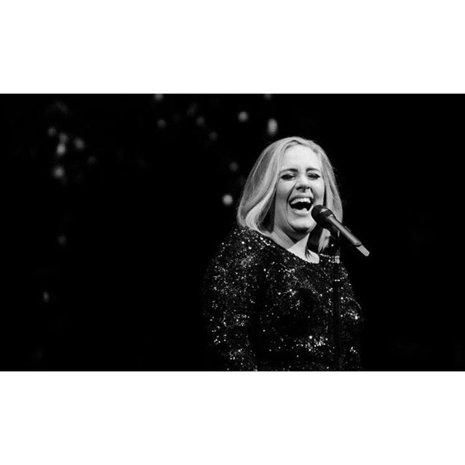 Happy birthday Adele.