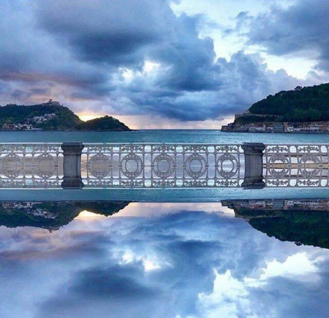 🔺 #LasMejoresFotos  de la semana . Mar de nubes . Por Fran Nava https://t.co/0J3lhSo76e
