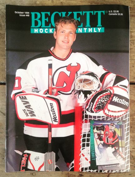 Martin Brodeur S Birthday Celebration Happybday To
