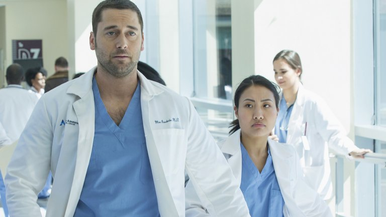 Medical drama 'New Amsterdam' ordered to series at NBC