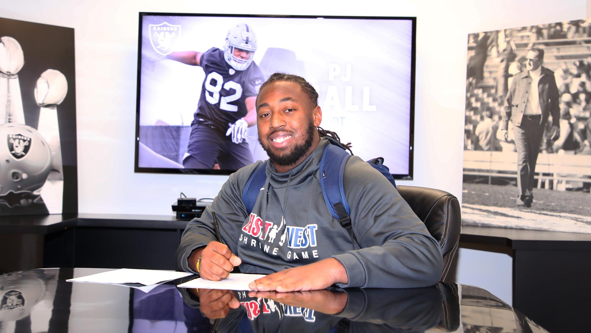 We have officially signed our second-round pick @Pjjwatt.  More: https://t.co/v40m1vNyTq https://t.co/O01EwKnWvW