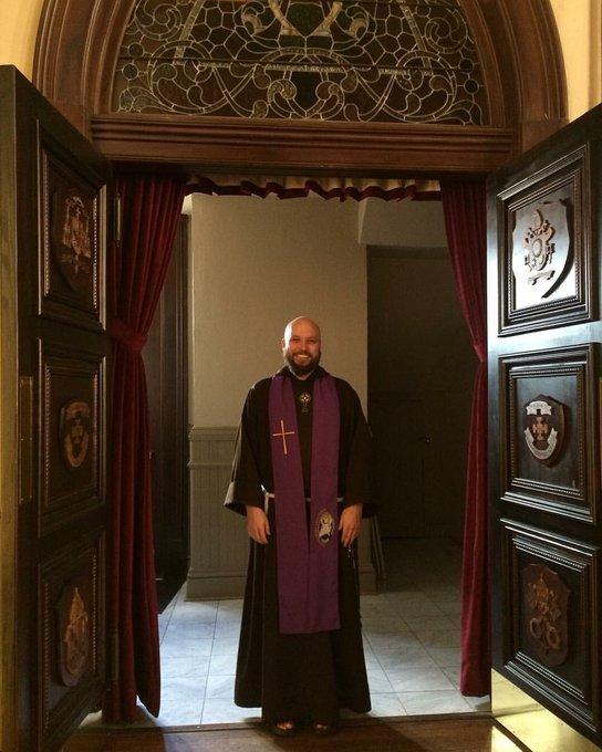 Please pray and wish Fr. John Paul Mary, MFVA a happy birthday