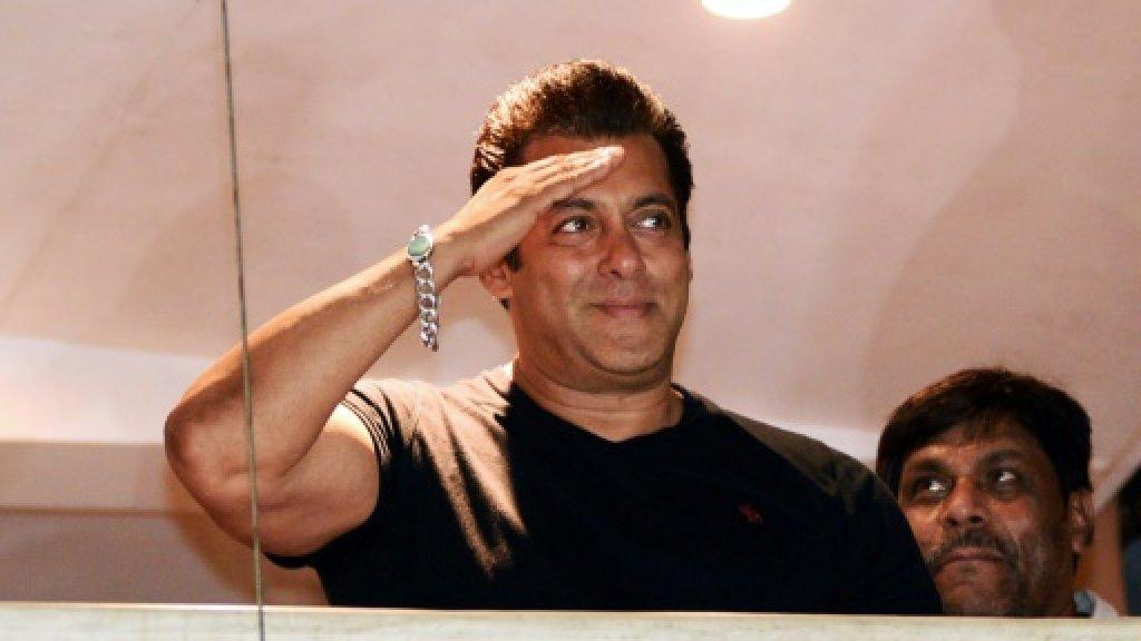 Bollywood's Salman Khan back in Indian court in antelope killing case