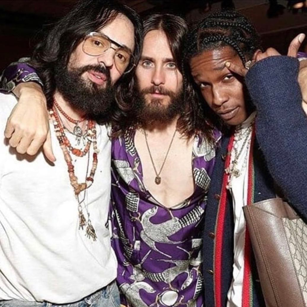 Just 3 @Gucci Hippies. ???????????? #GUCCIGANG https://t.co/a7Hk5XWUga https://t.co/p6YUfySDoF