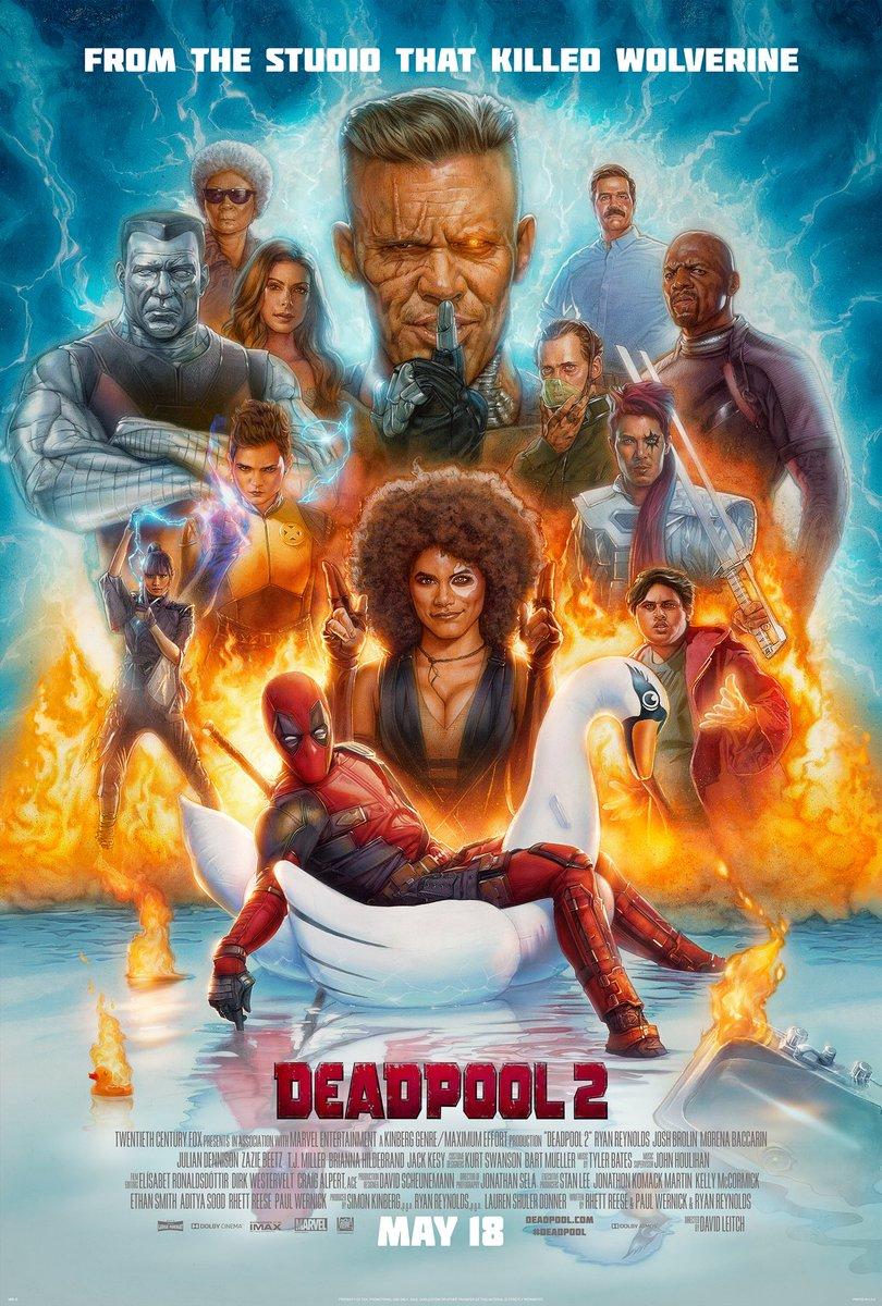 #Deadpool2