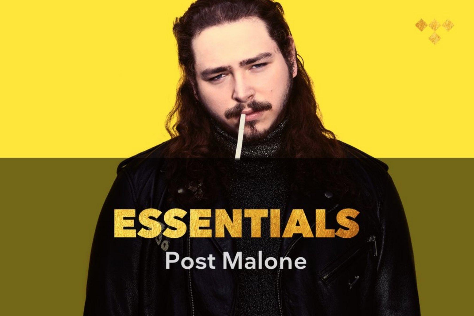Post Malone Essentials https://t.co/jZU315GDw7 #TIDAL https://t.co/EFcv57NVUW