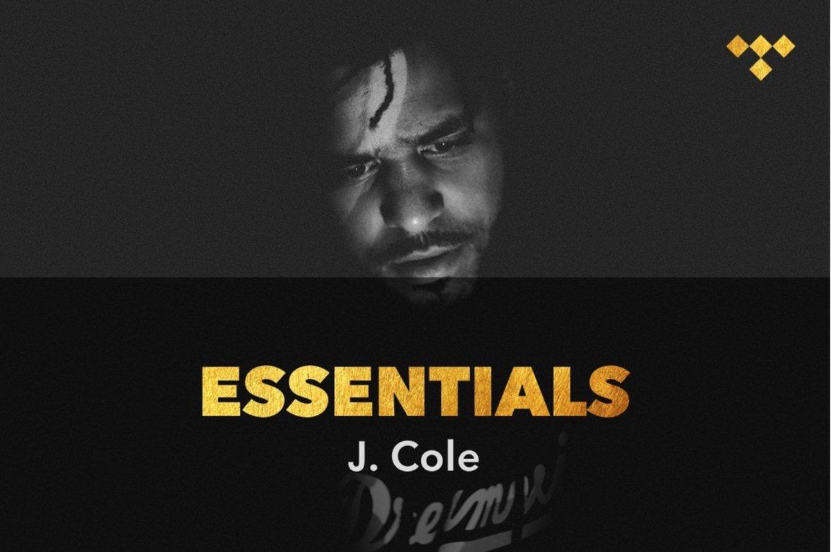 J. Cole Essentials https://t.co/HrKDu34Cci #TIDAL https://t.co/cRBcAZFdHC