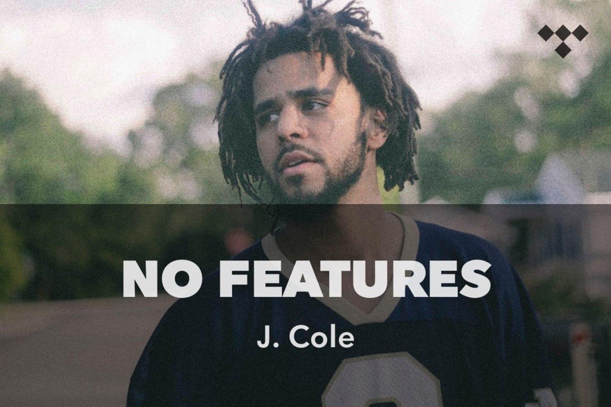 No Features: J. Cole https://t.co/j93wrzK16U #TIDAL https://t.co/UUavF2WWtz