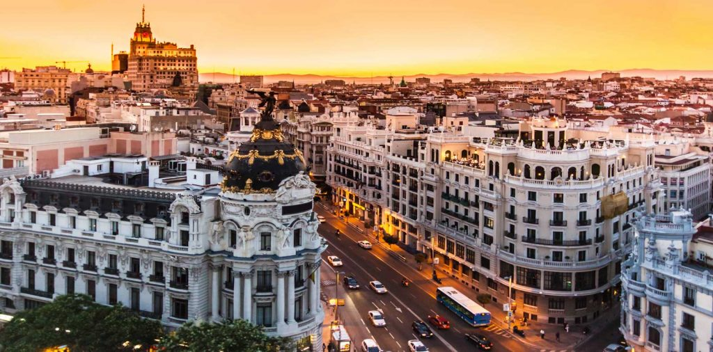 #Spagna