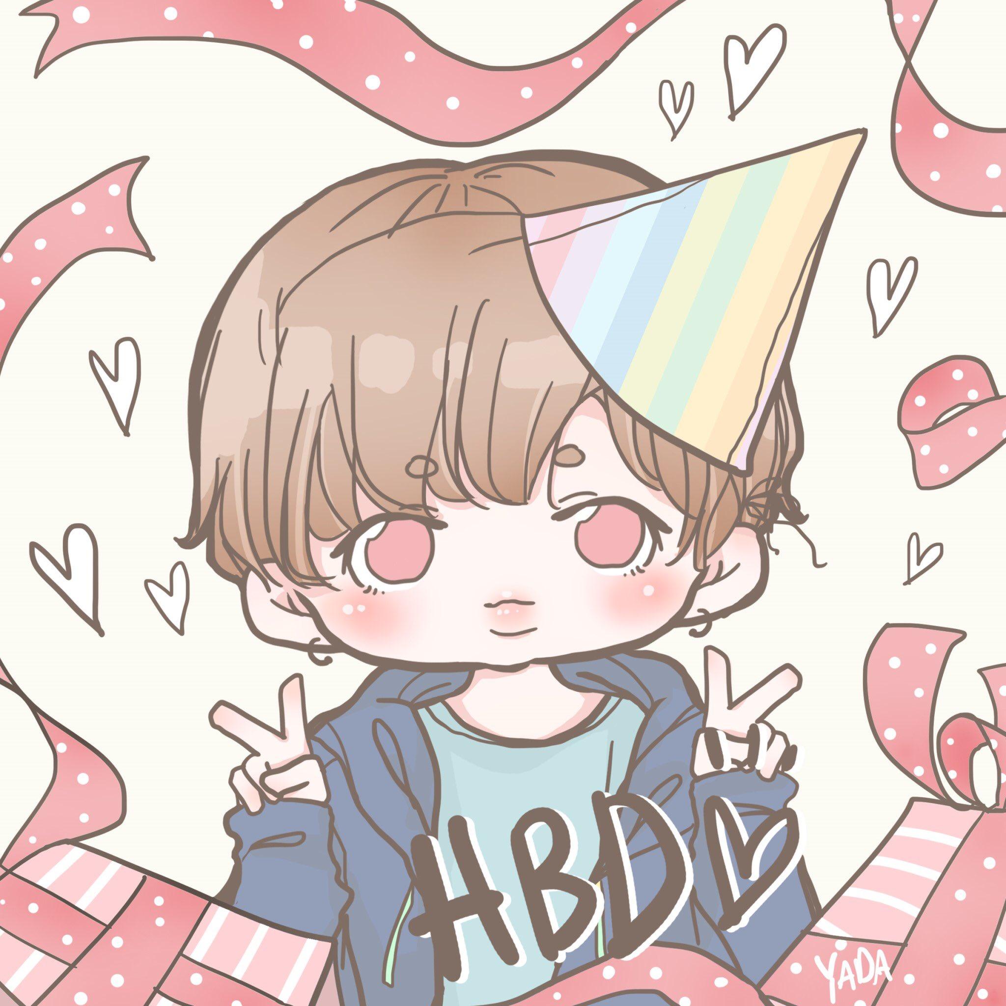HAPPY BIRTHDAY mr. strawberry prince