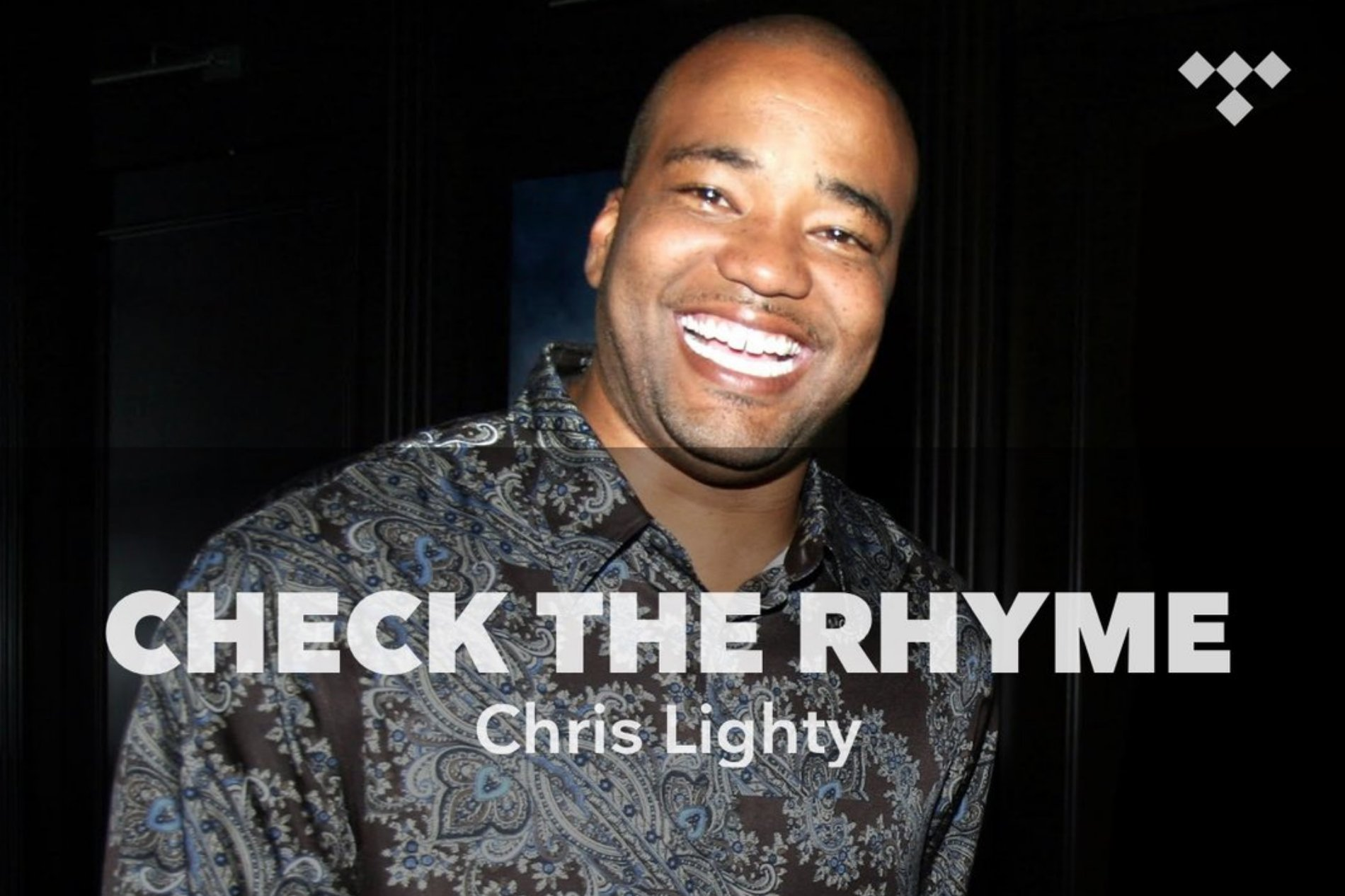 Check The Rhyme: Chris Lighty https://t.co/FfPTbi7GXT #TIDAL https://t.co/qmRL7XlG1t