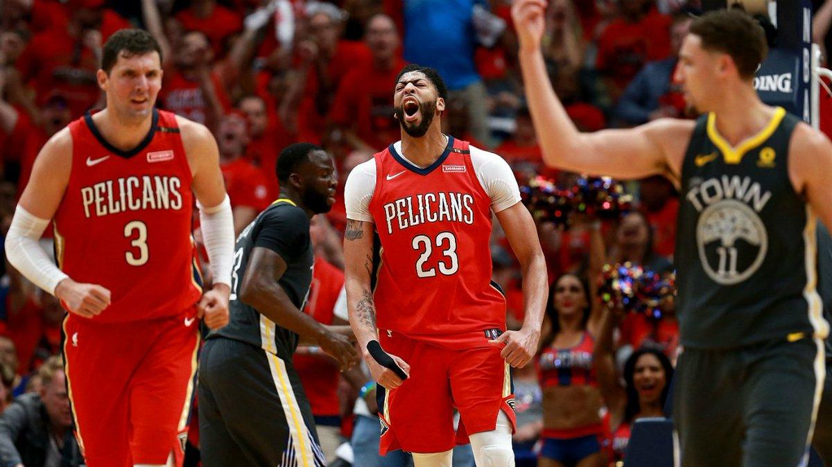 #Pelicans