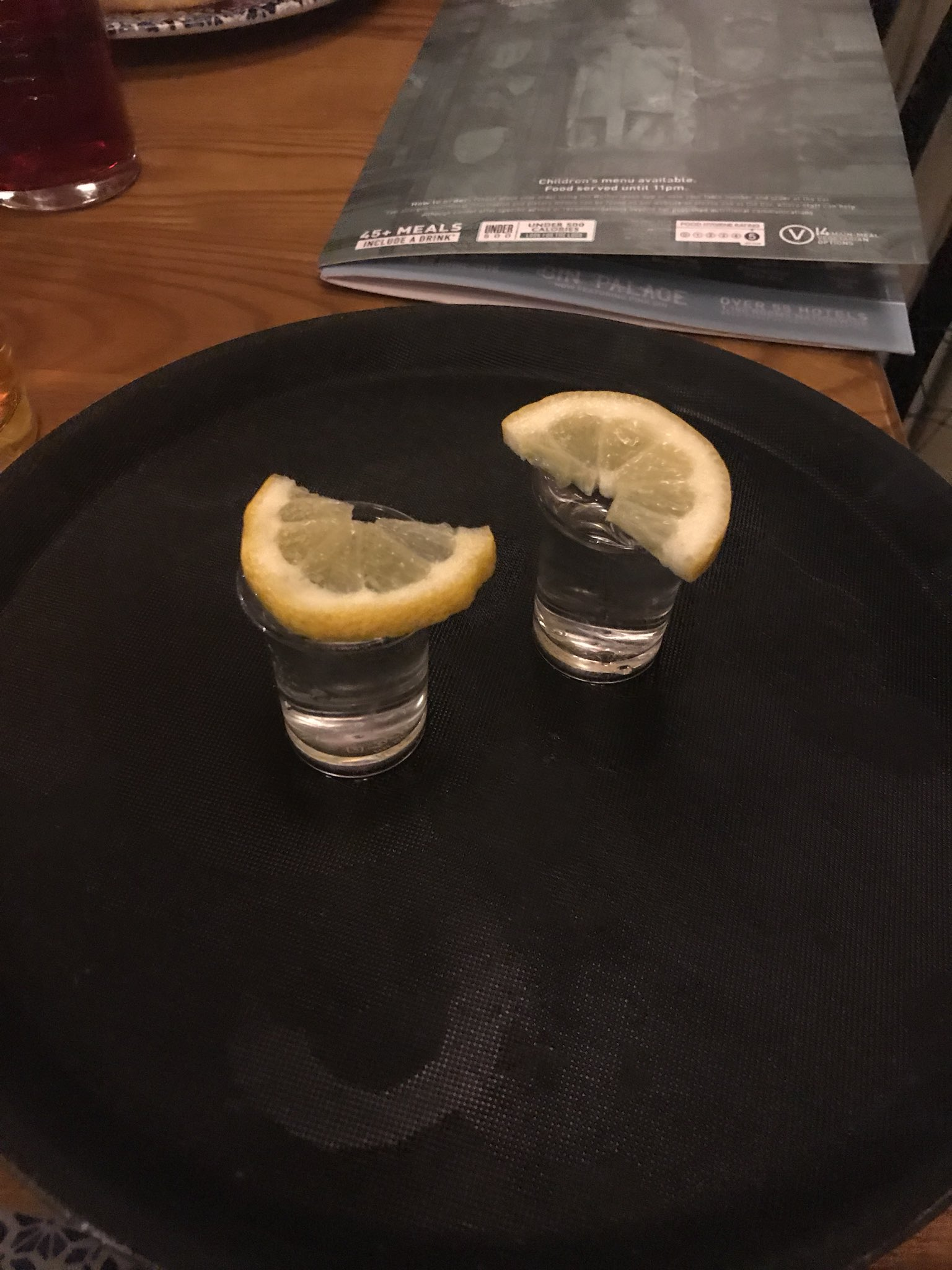 thank you for the tequilas friends https://t.co/X7kr2KPVoL