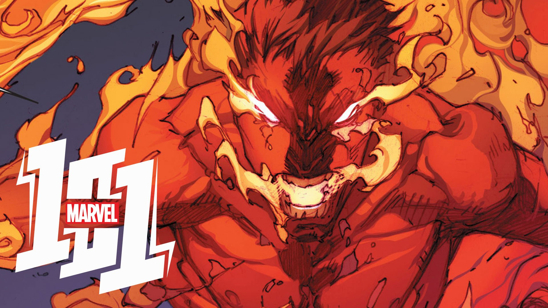 This week on #Marvel101, discover how Dante Pertuz transformed into Inferno and became a fiery fighting force! #ad https://t.co/E0lj9PCi5N