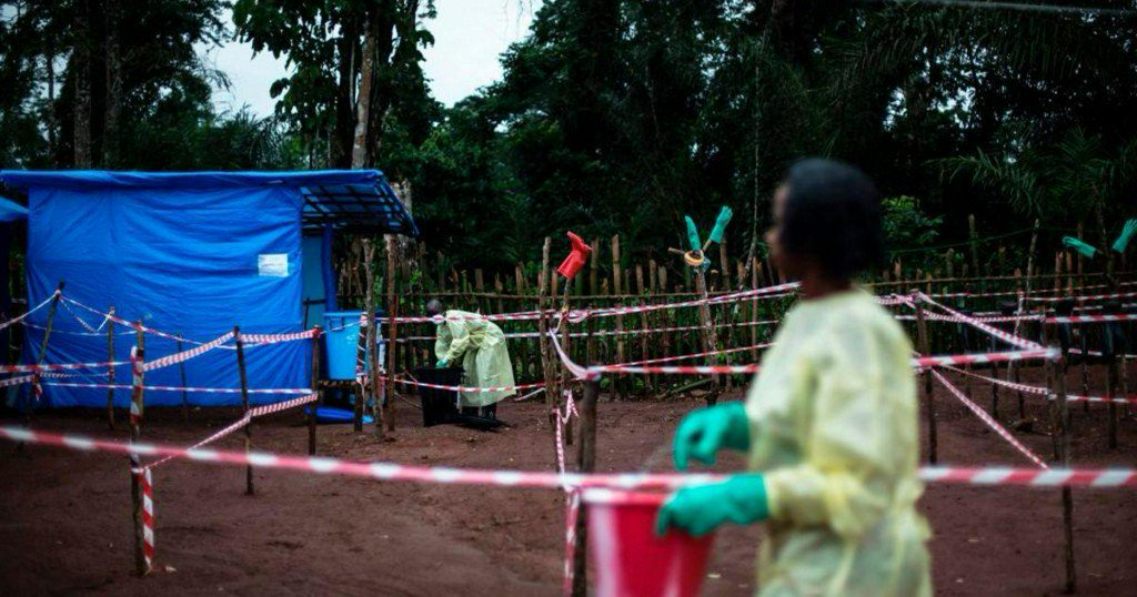 New Ebola outbreak hits Africa as 2 cases confirmed in Congo
